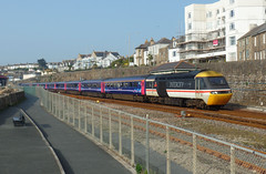43185 Penzance (3) (Marky7890) Tags: gwr 43185 class43 hst 1a82 penzance railway cornwall cornishmainline train