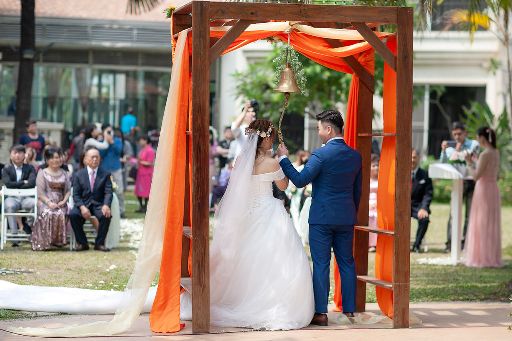 台南戶外婚禮場地-台南商務會館94