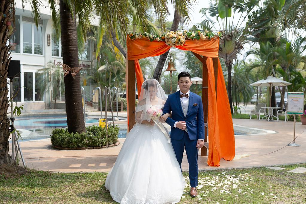 台南戶外婚禮場地-台南商務會館80