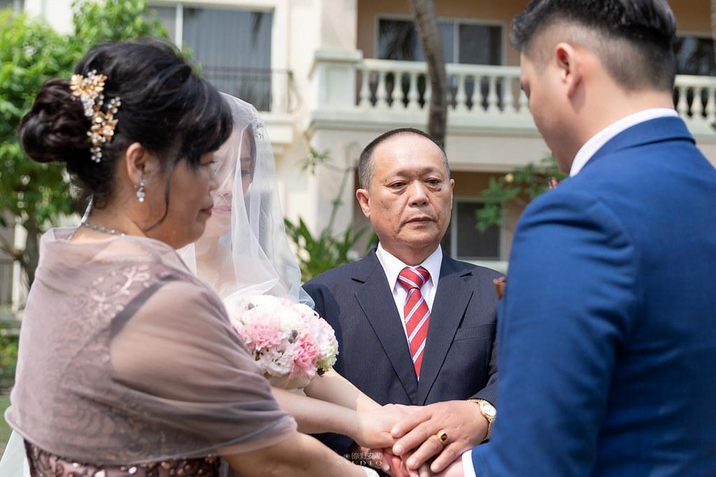 台南戶外婚禮場地-台南商務會館74