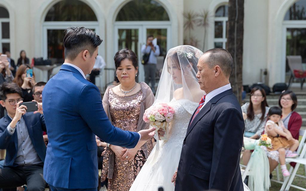 台南戶外婚禮場地-台南商務會館72