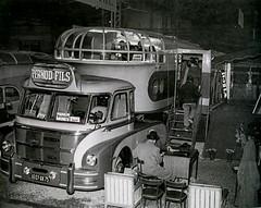 Le Supercar ´´Pernod Fils´´. Caravana del Tour de Francia 1953. (Txemari - Argazki.) Tags:
