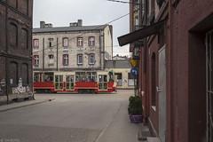 Lipiny (Tim Boric) Tags: lipiny świętochłowice tram tramway streetcar strassenbahn tramwaj interurban vicinal überlandbahn
