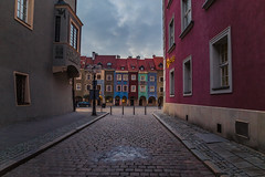 Poznan (Vagelis Pikoulas) Tags: poznan poland europe travel holidays landscape city cityscape urban canon 6d tokina 2470mm street architecture old town square colors colours january winter 2019