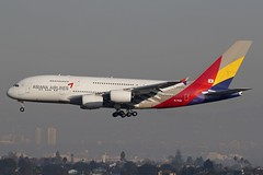 HL7635 LAX 23.12.2018 (Benjamin Schudel) Tags: asiana airlines airbus a380 hl7635 lax los angeles california usa