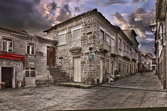 Montalegre - Terras do Barroso (Acyro) Tags: acyro portugal trásosmontes barroso vilas village street streetshot rua montalegre