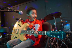 DSC01612 (NYC Guitar School) Tags: nycgs nyc new york city guitar school recital 41319 performance music kids teens band rock plasticarmygirl ues 2019 upper east side