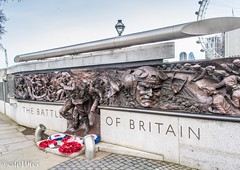 Battle of Britain Memorial , London (safc1965) Tags: battle britain war memorial ww2 pilots london statue walking thames fighter luftwaffe photography