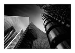 Silver City (TS446Photo) Tags: nikon city infrared longexposure monochrome blackandwhite architecture london