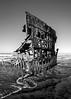 Fort Stevens Shipwreck (Michael Berg Photo) Tags: michaelberg michaelbergphoto oregon coast shipwreck nw pnw xpro2 fuji fujifilm 14mmf28 14mm fujinon blackandwhite bw fortstevens