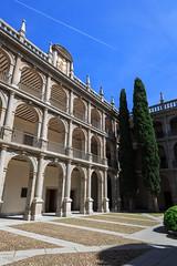Universidad de Alcalá (Pablo Rodriguez M) Tags: alcaládehenares madrid españa spain universidad university