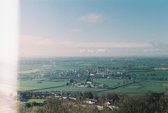 Zorki 6 (camera_holic) Tags: kmz zorki 6 rangefinder soviet russian camera kodak colour color plus expired 200 2010 35mm film glos gloucestershire end roll kingswood wotton under edge hill view viewpoint landscape
