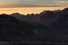 Alba arancione (cesco.pb) Tags: passodelsempione simplonpass alba dawn sunrise switzerland svizzera alps alpi canon canoneos60d tamronsp1750mmf28xrdiiivcld montagna mountains