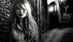 (horlo) Tags: nb bw blackandwhite noiretblanc monochrome film movies cinema portrait fonddécran wallpaper glamour actress vintage woman femme anastasiaschlegova collage og250