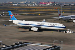 China Southern Airbus A330-343 B-8362 (Mark Harris photography) Tags: spotting haneda japan canon 5d aviation plane