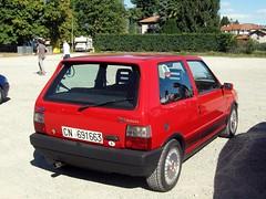Fiat Uno Turbo i.e. 1988 (LorenzoSSC) Tags: fiat uno turbo ie 3porte 1988