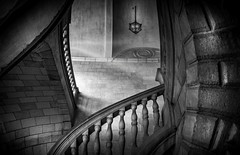 arquitectura (monsugar) Tags: arquitectura blancoynegro luces sombras art photo street escaleras