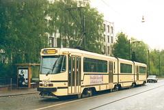 STIB-T55-2277-7926-04-05-1991 (phi5104) Tags: trams belgië belgique brussel bruxelles mivb stib ligne55