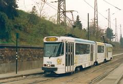 STIB-T55-2547-7930-07-12-1991 (phi5104) Tags: trams belgië belgique brussel bruxelles mivb stib ligne55