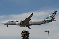 Air Italy A330-202 (EI-GGO) LAX Approach 3 (hsckcwong) Tags: airitaly a330202 a330200 a330 eiggo lax klax