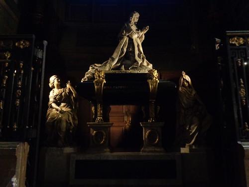 Church of St Eustache - Paris