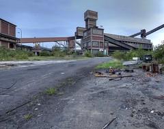cokes7 (Geert Orange_Crush VP) Tags: abandoned industrial metalurgie cokes urbanexploring urbex