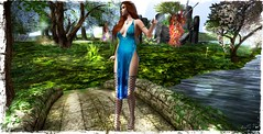 [TF] GILEAN DRESS (Aqua)_001 (Mondi Beaumont) Tags: fantasy faire 19 2019 11th rfl relayforlife relay for life fight cancer sl secondlife second rp roleplay mesh clothes clothing female woman girl dress gown colors elf elven tamiron forge tf gilean aqua sexy event ff ff2019 omega applier belleza venus lara maitreya project slink tonkic tmc ocacin