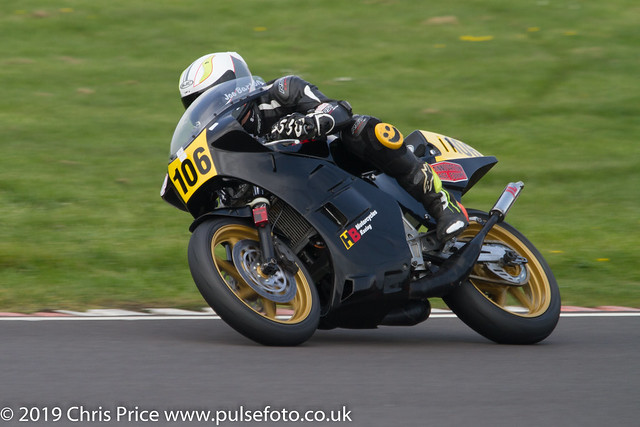 CRMC Castle Combe 2019 - Race 25 Formula 750, SuperBike 1 & Post Classic 750