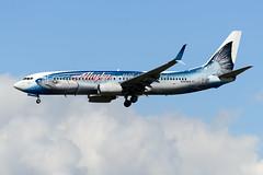 CYVR - Alaska Airlines B737-800 N559AS (CKwok Photography) Tags: yvr cyvr alaskaairline b737 n559as