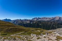 Panorama (Anne Sarthou . Photographie / Projet 365) Tags: courchevel montagne mountain france europe alpes alps alpinisme randonnée panorama panoramique panoramic landscape paysage saintvéran queyras