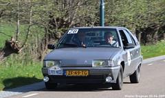 Citroën BX Chic 1991 (XBXG) Tags: zf49tg citroën bx chic 1991 citroënbx 16 tzigreygrisdolmenlepetitpressé2019citron pressé rottegatsteeg maarsbergen utrecht nederland holland netherlands paysbas youngtimer old classic french car auto automobile voiture ancienne française france frankrijk vehicle outdoor