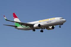 EY-787 Somon Air Boeing 737-8GJ(WL) (Nathan_Ivanov) Tags: airplane aircraft vko vnukovo uuww spotting boeing boeing737 somonair tajikistan