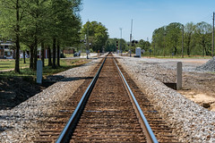Train to Rossville (J McCallister) Tags: train tracks tn tennessee rossville railroad traintracks
