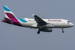D-AGWZ / Airbus A319-132 / 5978 / Eurowings (A.J. Carroll (Thanks for 1 million views!)) Tags: dagwz airbus a319132 a319100 a319 319 5978 v2524a5 eurowings jsfg 3c5efa london heathrow lhr egll 09l