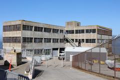 Former Laundry and Industrial Building (Ray Cunningham) Tags: alcatraz island california laundry industrial building