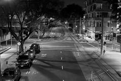 Black and White H Street (dcnelson1898) Tags: sacramento sacramentocounty city capital centralvalley california america usa unitedstates