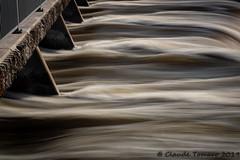 Rideau Falls-2 (Claude Tomaro) Tags: fall longexposure ontario rideau rideaufalls spring water waterfall