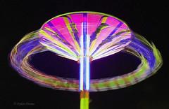 Light Painting (dylanawol66) Tags: motion light color lightpainting blur amusementpark