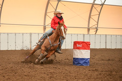 Dallas (wysharp) Tags: barrelracing cowgirl horse