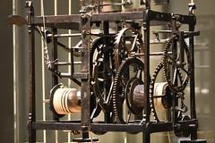 Turret Clock (c. 1610) (Bri_J) Tags: britishmuseum london uk museum historymuseum nikon d7500 turretclock clock clockmechanism leonardtennant vergeescapement foliot
