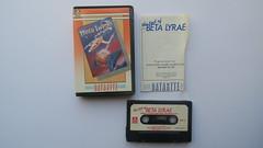IMG_8029 (gizmomagic) Tags: atari800 atari65 atari130 atarixl atarixe atari8bit atari600 atari400 atarigame ataridiscgame atari 8bit ataritapegame collection trade game tape cassette retro vintage computer databyte betalyrae