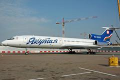 RA-85007 (Nils Mosberg) Tags: vnukovointernationalairport vnukovo ra85007 tupolevtu154 yakutiaairlines