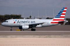 American Airlines | Airbus A319 | N760US | Las Vegas McCarran (Dennis HKG) Tags: aircraft airplane airport plane planespotting oneworld canon 7d 100400 lasvegas mccarran klas las american americanairlines aal aa usa airbus a319 airbusa319 n760us