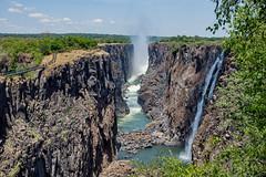 Водопад Виктория (Oleg Nomad) Tags: африка замбия водопад виктория скалы zambia africa victoria falls rocks travel
