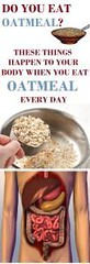 These Things Happen To Your Body When You Eat Oatmeal Every Day….. (Read News) Tags: these things happen to your body when you eat oatmeal every day…