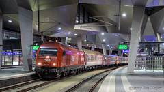 220419 | OEBB 2016 100 | REX 2535 | Wien Hauptbahnhof. (srmeijer) Tags: favoriten wenen oostenrijk