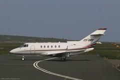 Hawker 800 CS-DRY at Isle of Man EGNS 17/04/19 (IOM Aviation Photography) Tags: hawker 800 csdry isle man egns 170419