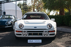 Rally On (kevinnnphoto) Tags: rs200 ford rally rmsothebys azcarweek arizona cars cool vintagecars petrolicious motorsport racing carsofflickr amazingcars fordperformance enthusiast automotivephotography automobile motor cosworth