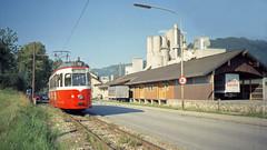 Nineties - Gmunden Tramway Nr.10 (beranekp) Tags: austria österreich gmunden 10 tramvaj tram tramway tranvia strassenbahn šalina elektrika električka