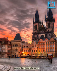 👌👌20 Top-Rated Tourist Attractions in Prague 👌👌 (fabholidays) Tags: